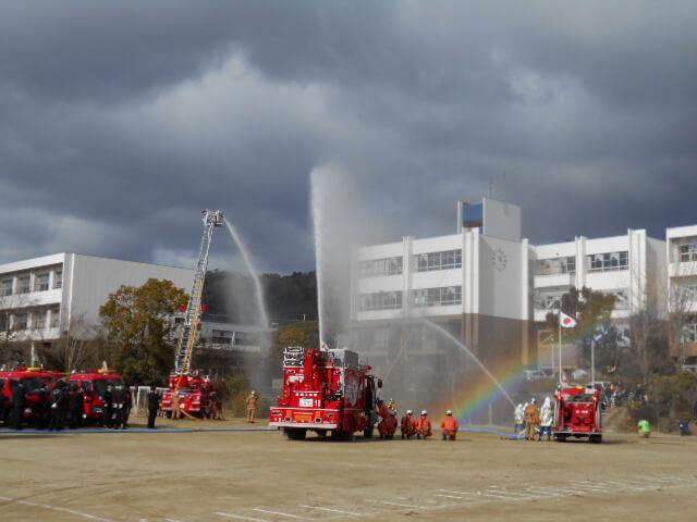 2019年消防出初式