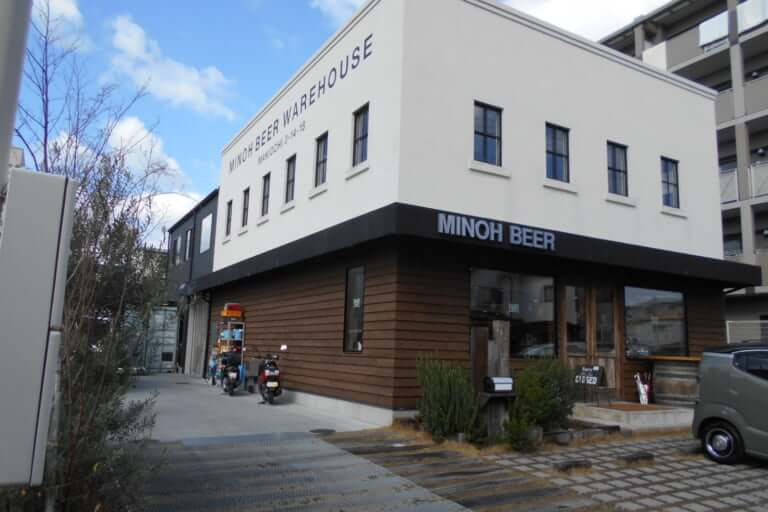 MINOH BEER WARE HOUSE