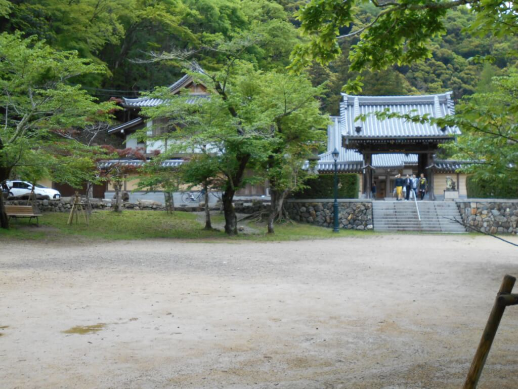 箕面の滝 龍安寺